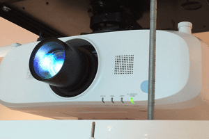 LCD-Projector